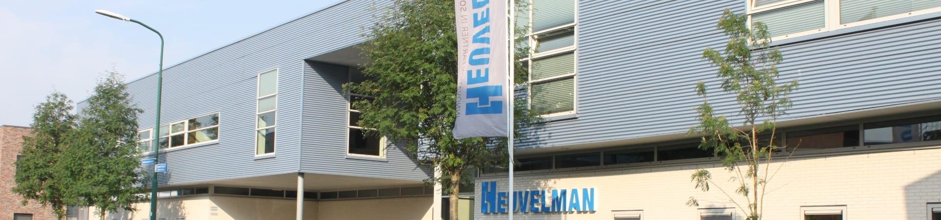 Heuvelman - Functioneel Systeembeheerder