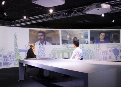 Audiovisueel bedrijf - Werken bij