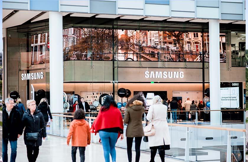 Heuvelman - Samsung Experience Store