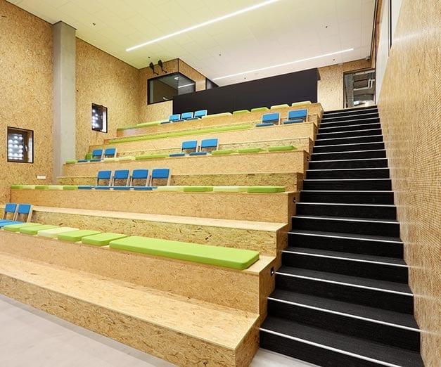 Heuvelman - Auditorium