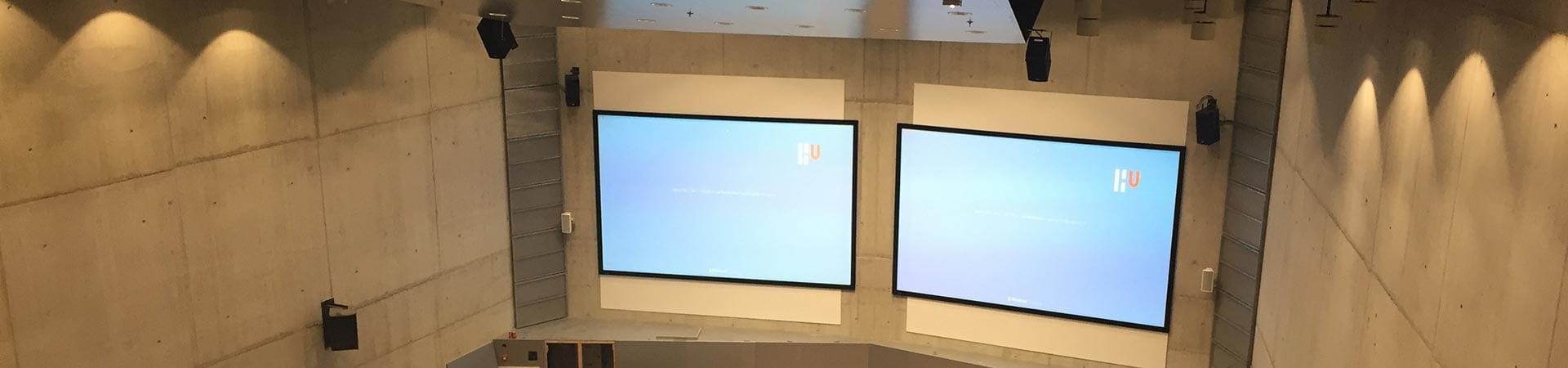 Auditorium - Heuvelman