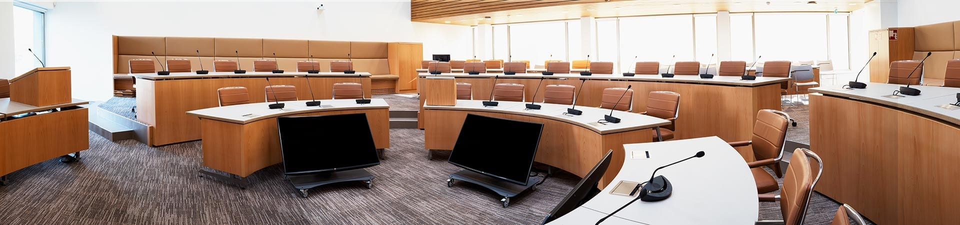 Council Chamber - Heuvelman