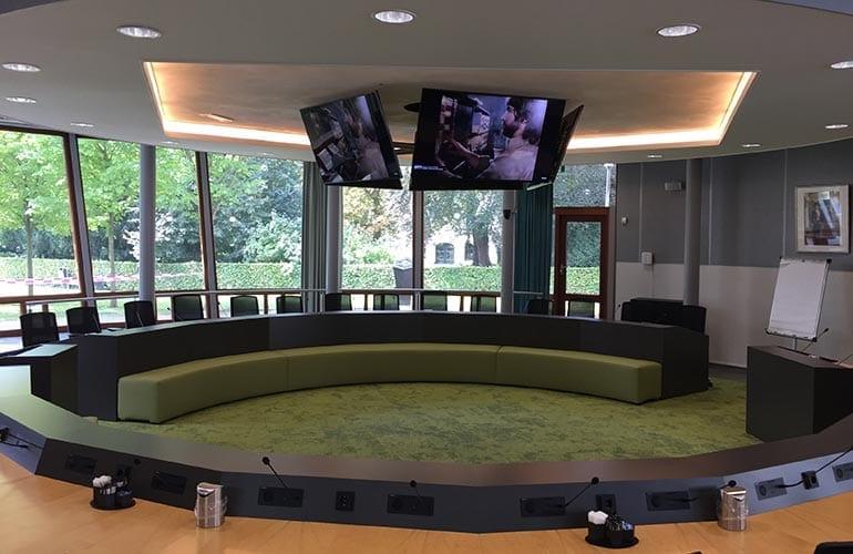 Heuvelman - Council Chamber