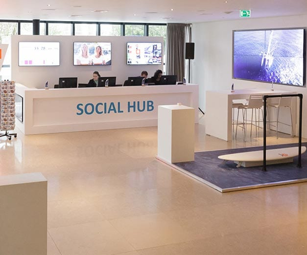 Heuvelman - Social areas