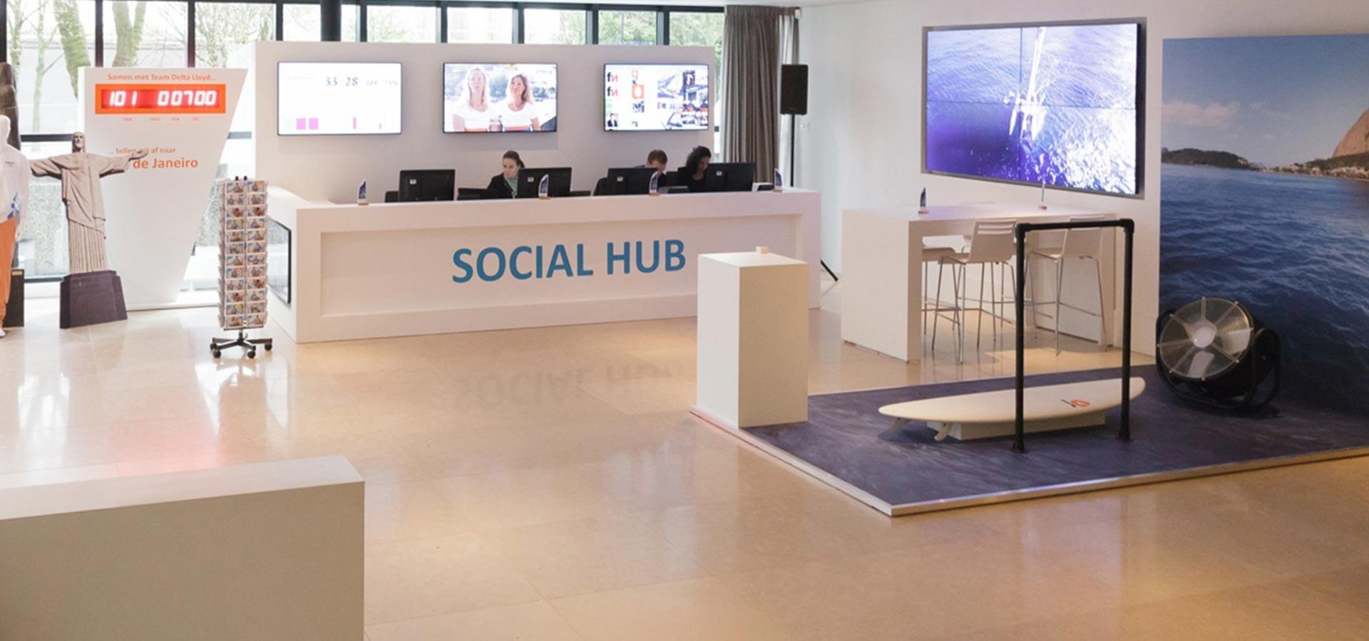 Social areas