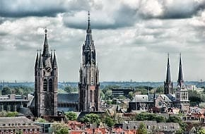 Heuvelman - Delft