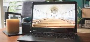 kerkdienst streamen