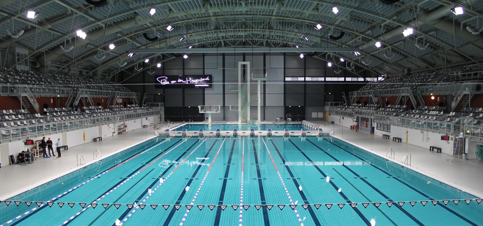 Pieter van den Hoogenband zwembad