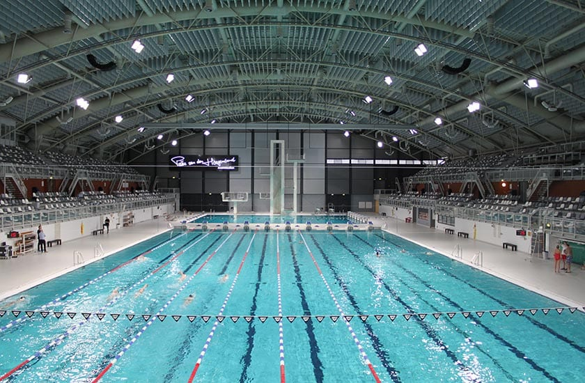 Heuvelman - Pieter van den Hoogenband swimming pool