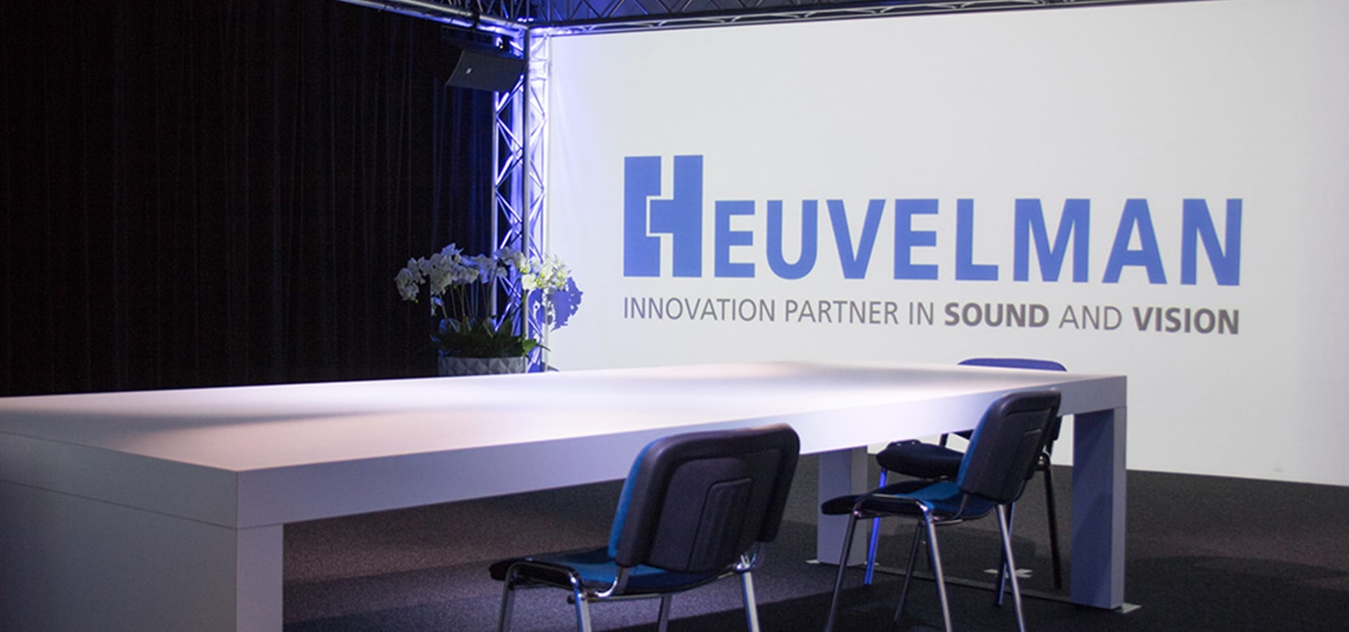 Heuvelman - Studio