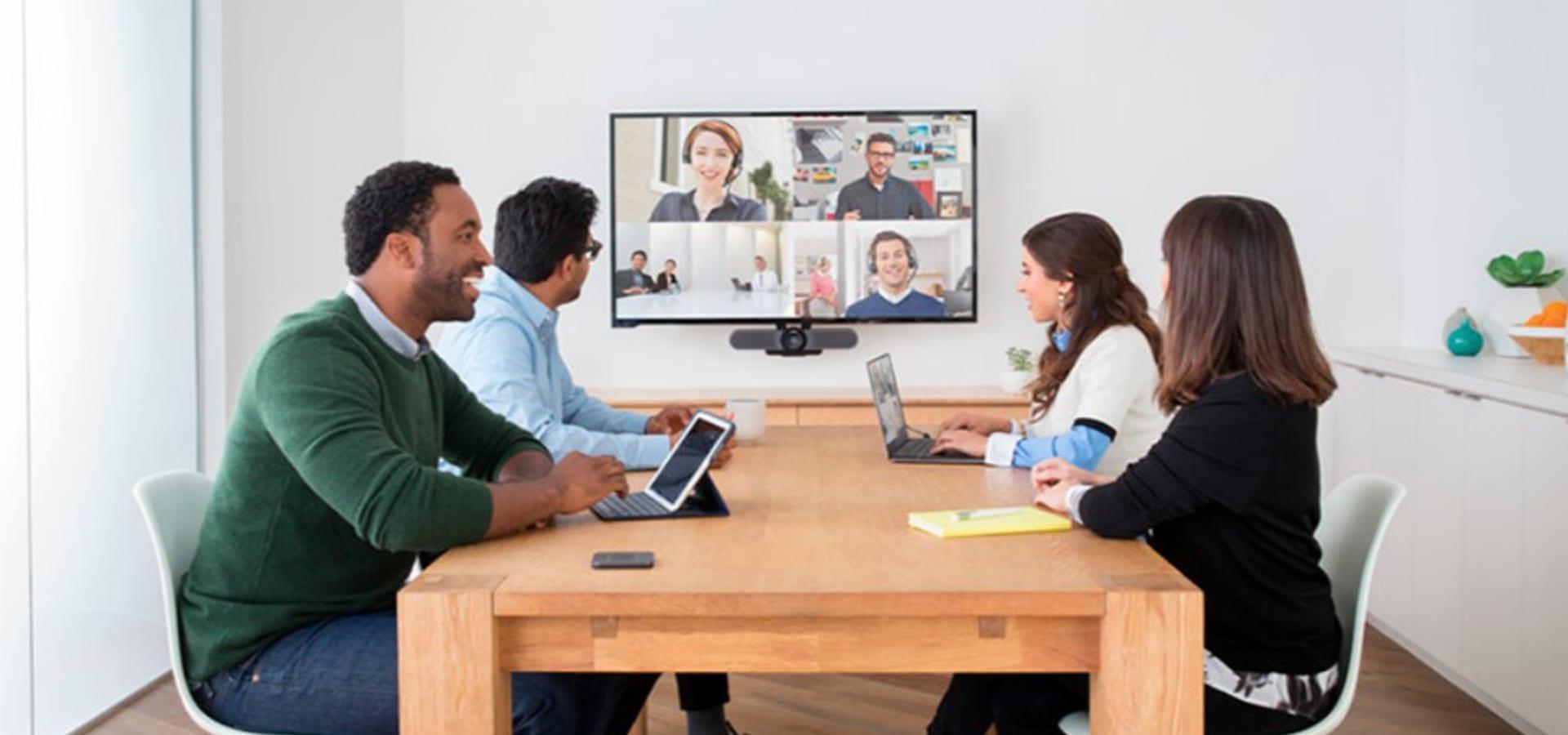 Audio- en videoconferencing