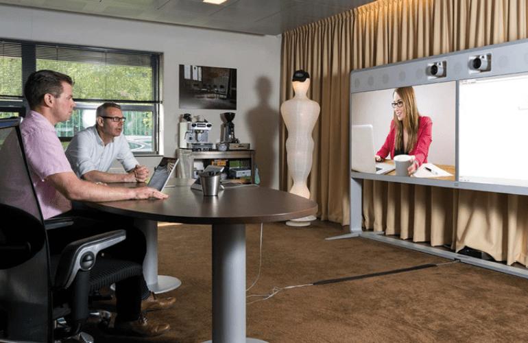 Heuvelman - Audio- en videoconferencing